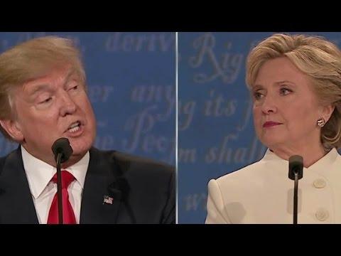 Trump: 'John Podesta said some horrible things about...