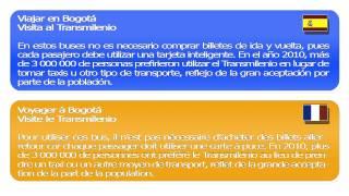 Cours d ¦espagnol en ligne   Voyager +á Bogot+í   Art