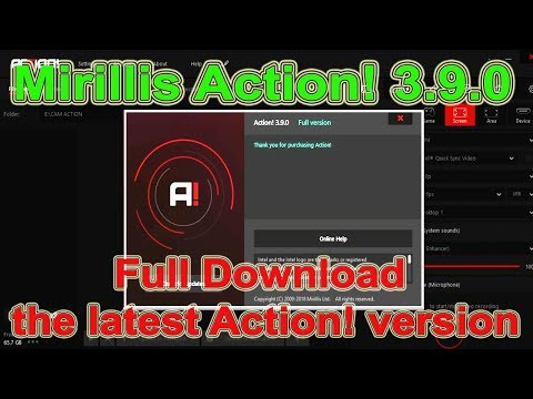 mirillis action 2.8 portable