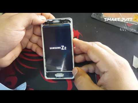 SAMSUNG Z2  LCD AND TOCH REPLACEMENT FULL VIDEO