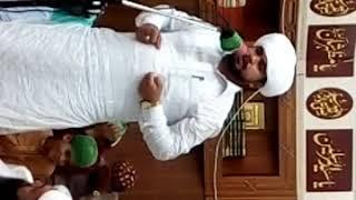Peer Din Muhammad Qalbi masjid me mahfil julke Sharif