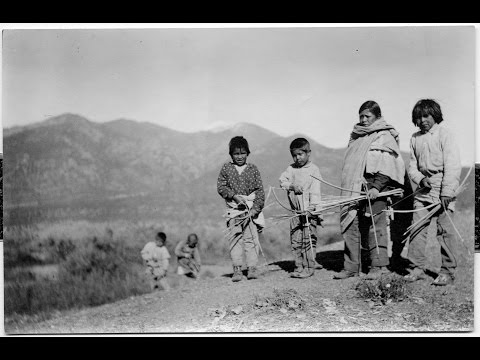 Taos Traditional Flute Music - The Native American Indian