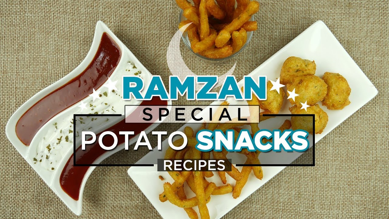 6 must try potato snacks recipes by food fusion youtube - Cuisine r evolution recipes ...