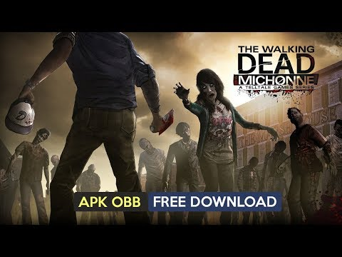 The Walking Dead: Michonne Apk OBB For Android Free Download 2019
