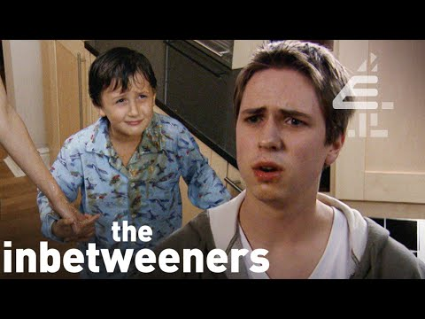 BEST OF THE INBETWEENERS  All The Funniest Moments  Series 1