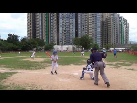 Martins vs Aliens B (13:4) (HKLL Minor League 2016-10-02)