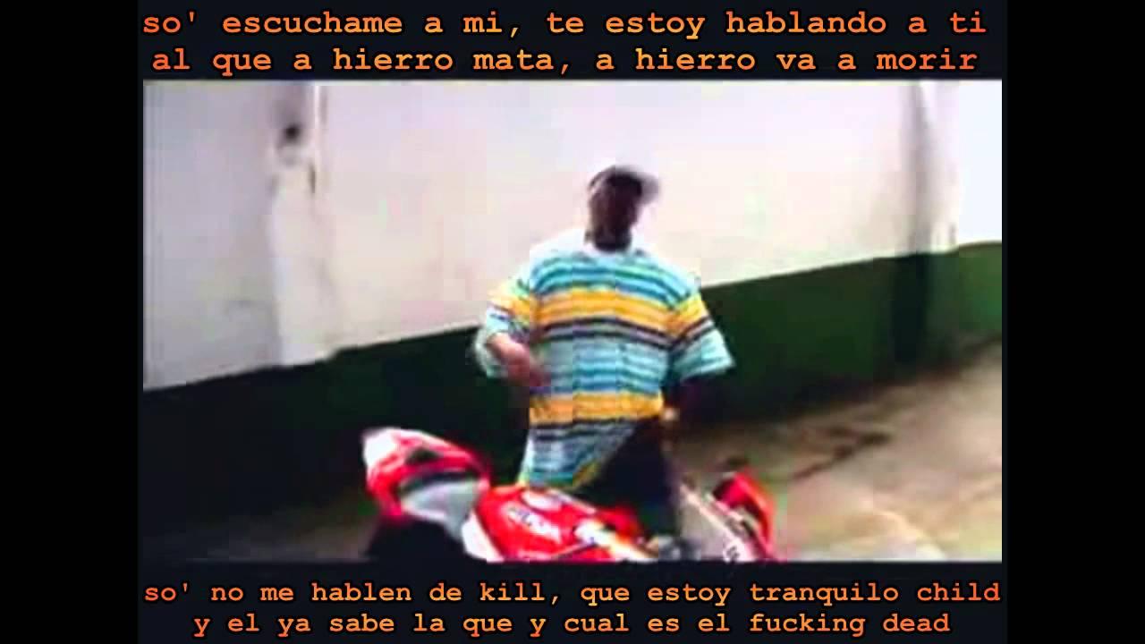 Artista Del Ghetto En Ingles De Danger Man Letra Y Video