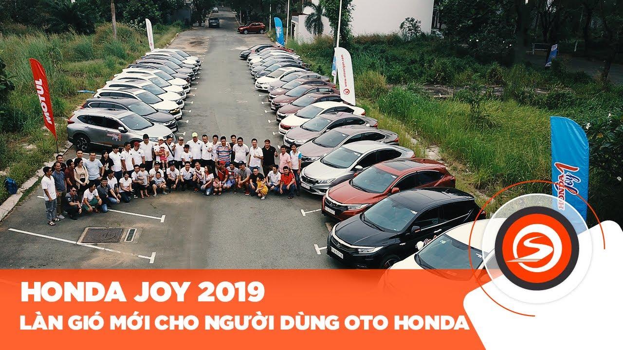 Honda Joy, ngày hội của người dùng xe oto Honda   Otosaigon