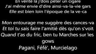 Maître Gims - Warano Style (Parole/Lyrics)