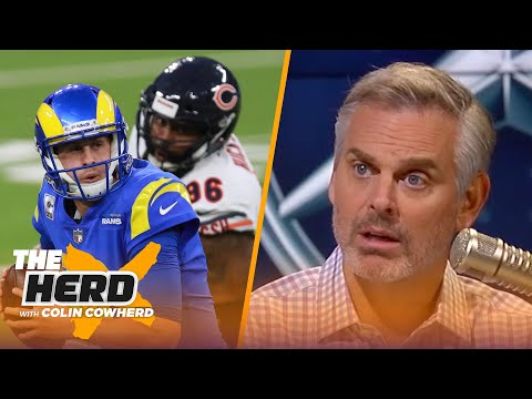 Let's slow down on Goff criticism, Jerry Jones made wrong hire in McCarthy — Colin | NFL | THE HERD