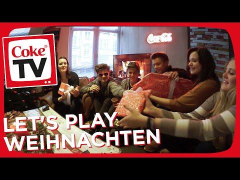 CokeTV feiert Weihnachten mit Lena Vanille, Dner & der Community | #CokeTVMoment