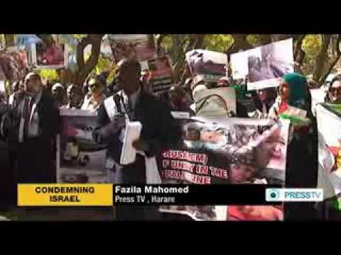 Press tv Palestine