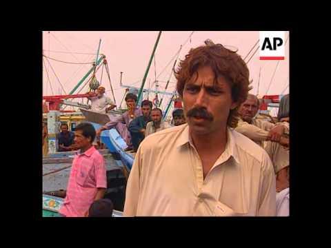 Pakistan - Fish export ban