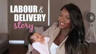 One of Nikki Perkins's most viewed videos: MY LABOUR AND DELIVERY STORY!