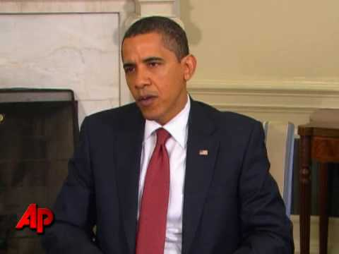 Obama: Iran's Comments On Israel Are Appalling