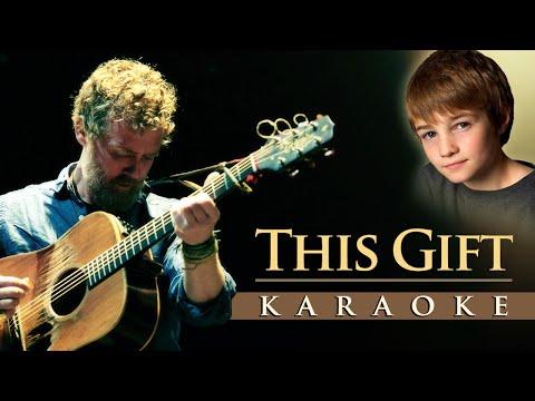 Glen Hansard - This Gift (Karaoke 'Timothy Green' Version)
