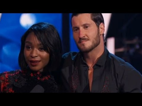 Fifth Harmony's Normani Kordei Suffers INJURY on DWTS, Still Lands a PERECT Score!