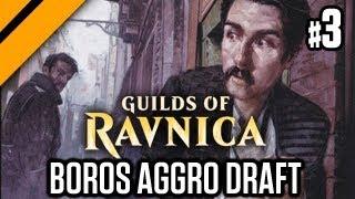MTG: Arena - Boros Aggro - GRN Quick Draft (sponsored) P3