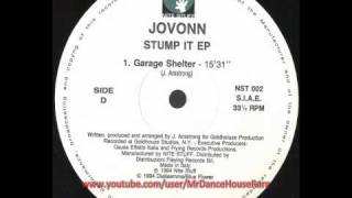 Jovonn - Garage Shelter (1994) (full length)