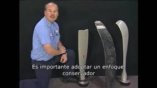 Cuidado y mantenimiento de la hélice de aviación