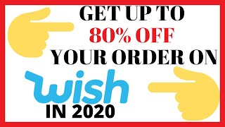 Wish Promo Codes  ✅ The Top 10 Discount Codes of 2020 ✅ #savemoney !