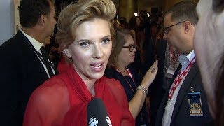 Scarlett Johansson drops transgender role after backlash