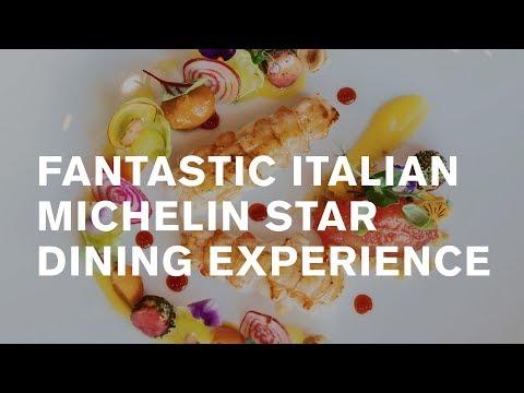 Il Lago 1 Michelin Star: Full Tasting Menu [2019]