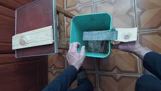 Оригинальная мышеловка могущая истребить любое количество мышей.