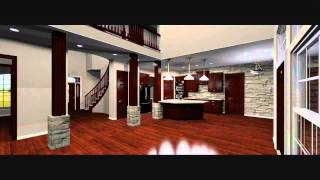 Montgomery  Magnolia  House Plans  936-524-3885 Tx Home Designer Floor Plan Chief Architect Program