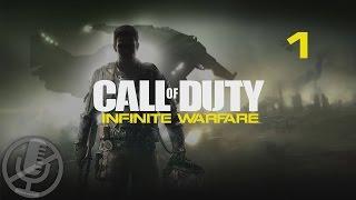 Call of Duty Infinite Warfare Прохождение Без Комментариев На Русском На ПК Часть 1 — Пролог