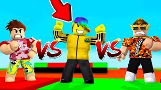 This ROBLOX Game RUINED Our Friendship...