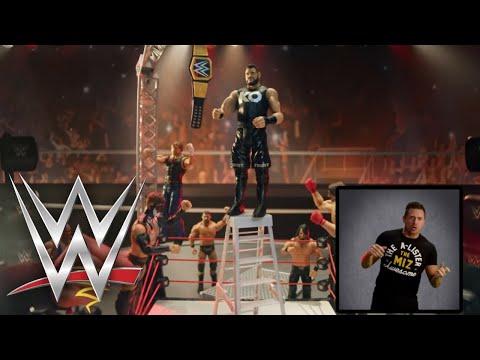 The Miz Reacts to WWE Sound Slammers | WWE | Mattel Action!