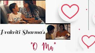 """O MAA"" II COVER SONG II PRAKRITI SHARMA II OFFICIAL VIDEO"