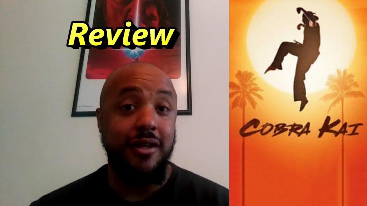 Cobra Kai Series: Cobra Kai Series Season 1 Review ( Non Spoiler)