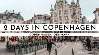 2 DAYS IN COPENHAGEN · DENMARK | TRAVEL VLOG #76