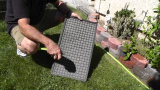 How to Clean an Air Conditioning Filter (reusable) - Be Your Own Handyman @ Home