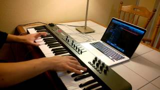 Tiesto, Oliver Heldens - The Right Song - Piano Cover