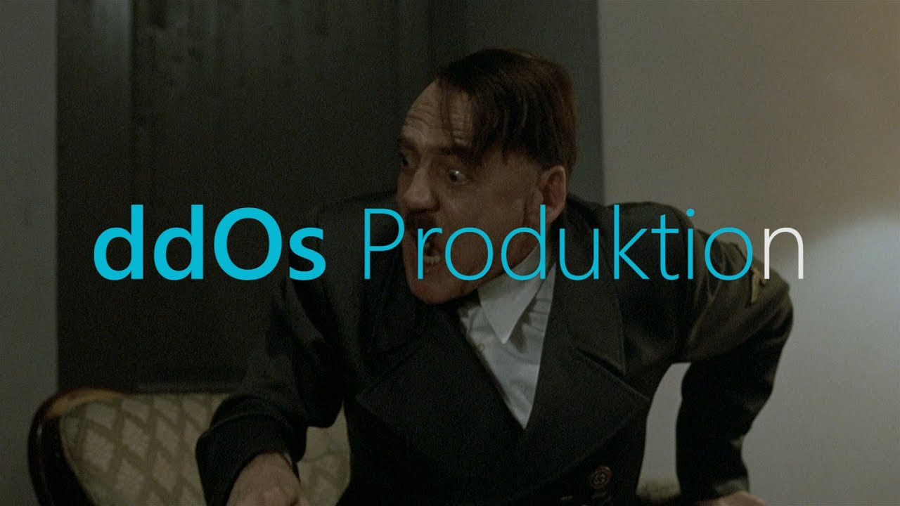 [ddOs Produktion]Hitler introduces new intro of ddOs Produktion v1.0