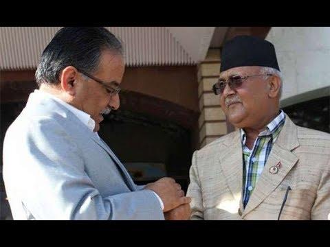 Press Meet -communist Parties in Nepal