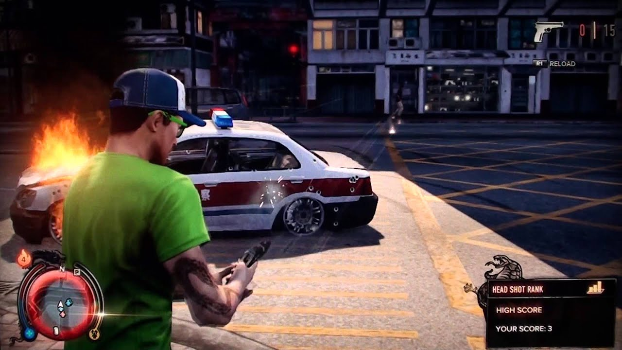 how to get chicago cop car in watch dogs 2