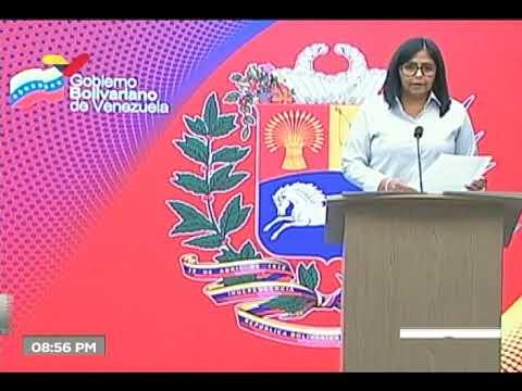 Reporte Coronavirus Venezuela, 29/06/2020: 233 nuevos casos y 4 fallecidos informó Delcy Rodríguez