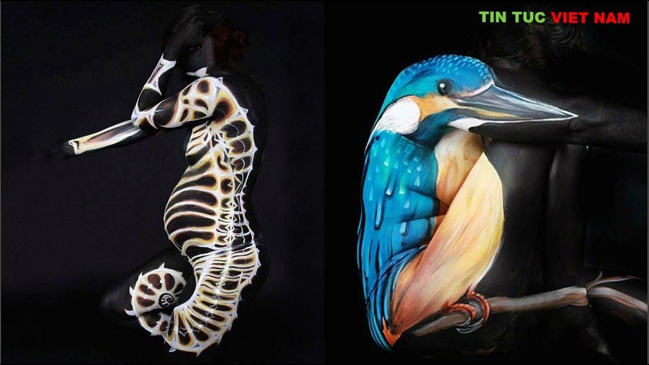 Tranh Vẽ 3D Nghệ Thuật Đỉnh Cao