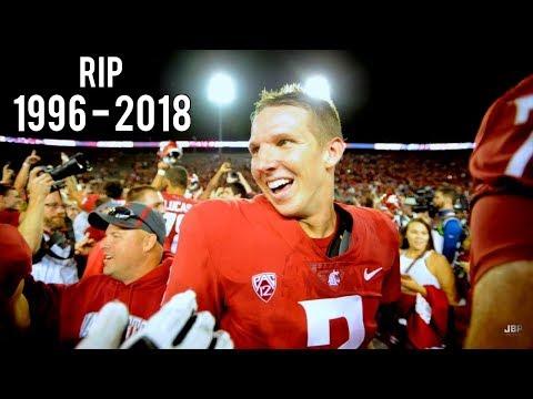 Rest in Peace || Washington State QB Tyler Hilinski Career Tribute ᴴᴰ