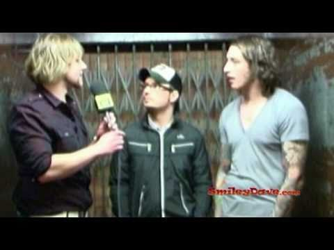 Funeral For A Friend Interview