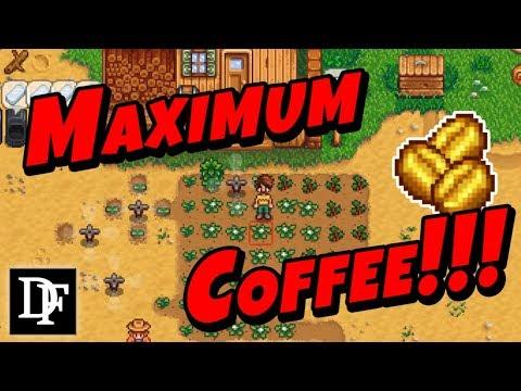 Super Expanding Coffee Stardew Valley