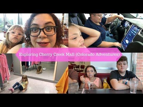 Exploring Cherry Creek Mall {Colorado Adventures}