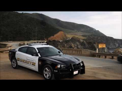 Salinas Police Pursuit With Mcso Scanner Audio 4 30 2017 Youtube