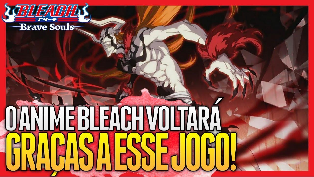 O anime BLEACH VOLTARÁ graças a ESSE JOGO! feat ZIGFILD | bleach brave souls