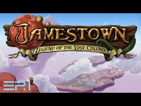 Jamestown - Ep. 1: The Beginning