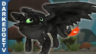 Spore - Toothless, Night Fury [HTTYD] (updated)